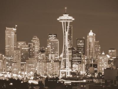 Chapitre 3 : ... Bienvenue à Seatle