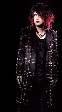 RUKI/ルキ - NLDH Pamphlet [the GazettE]