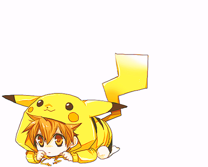 #Gif 1 et #Image 1 : Pikachu *O*