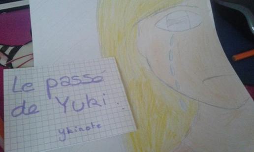 #One-Shot 1 : Le passé de Yuki