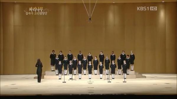 Tournée Corée 2015