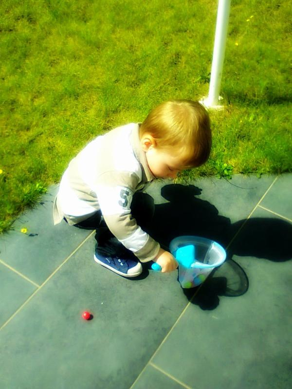 Mon Ange ! Mon Petit neveu <3