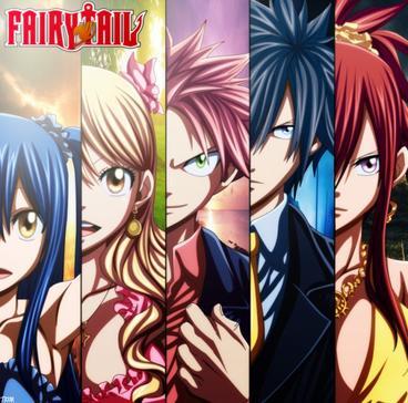 - Fairy Tail