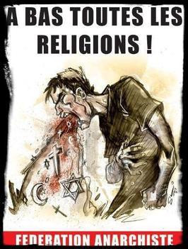 - Anti-religions et anti-sectes -