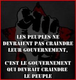 """Tout le monde dans la rue pour dire """"NON"""" aux injustices !"""