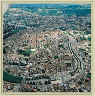 Une ville attractive : Sens (89)