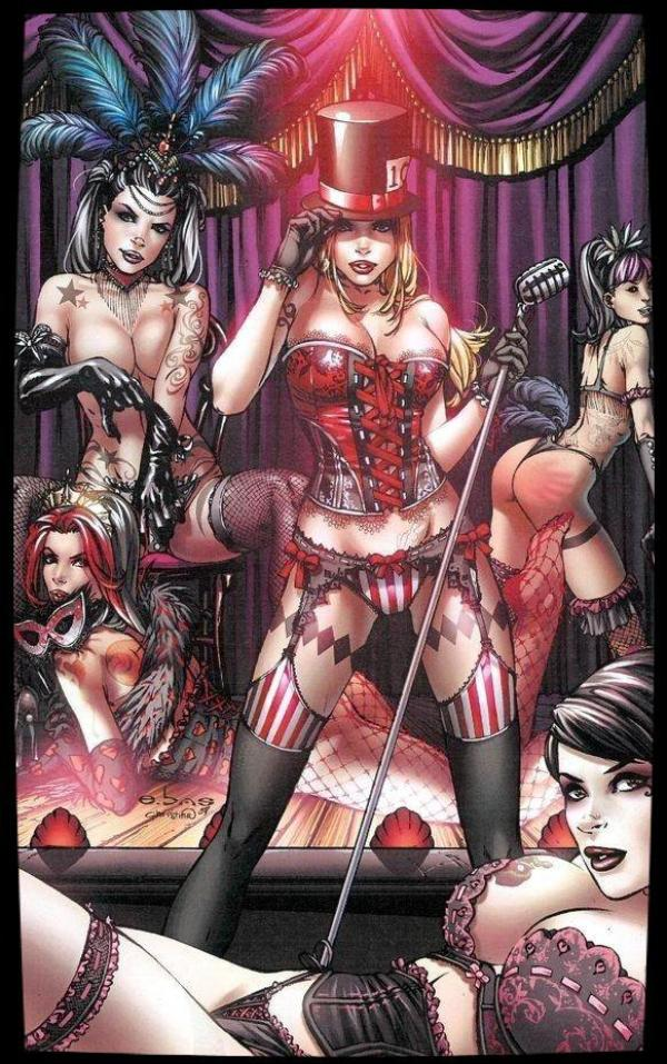 ♥ Comics Girls ♥