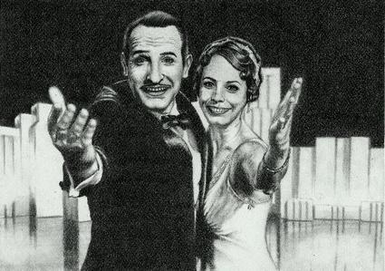 Jean Dujardin & Berenice Bejo 26/06/11