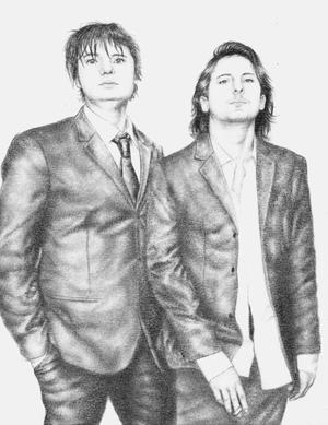 Pete Doherty & Carl Barât 22/09/15
