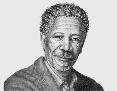 Morgan Freeman - 24/10/15