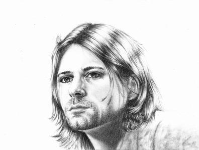Kurt Cobain - 30/01/16