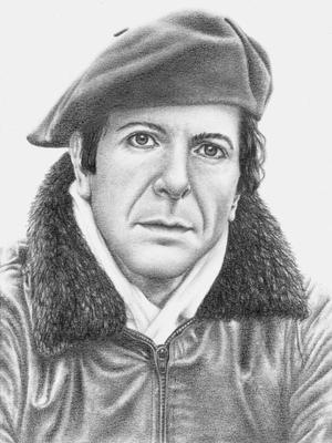 Leonard Cohen - 24.11.16