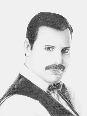 Freddie Mercury - 12.12.16