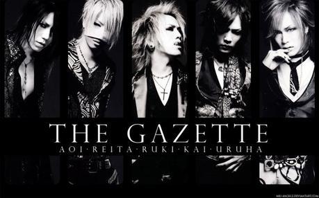 the GazettE (ガゼット)~♥