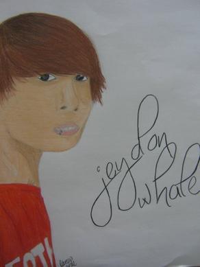 Mes dessin de Jeydon