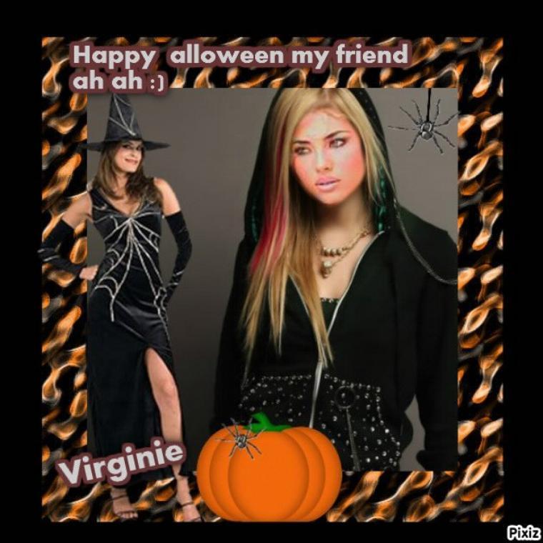 (l)happy halloween mes amis(es)(l)