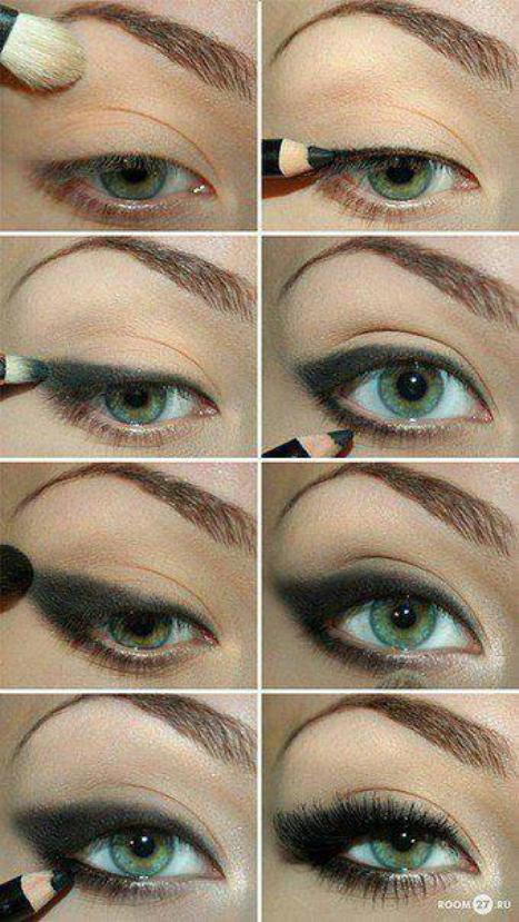 Maquillage en détails !