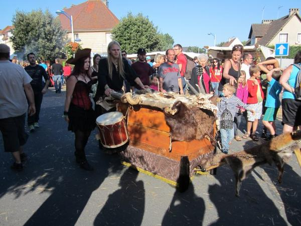 Festival de cidre et dragon