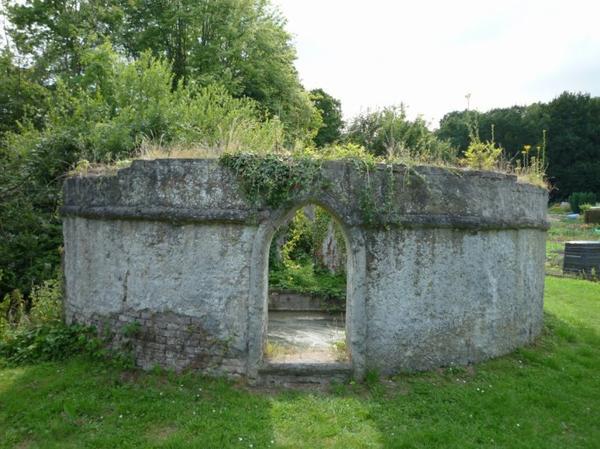 vestige de l'ancien château