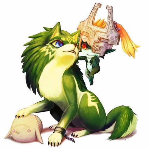 Photo de The Legende Of Zelda - 2-