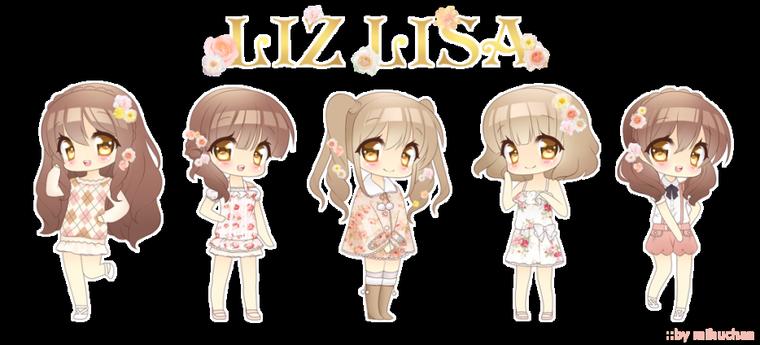 Liz Lisa  ღ