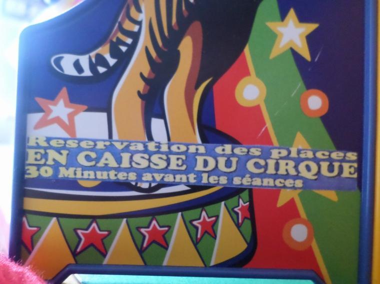 cirque Annie Fratellini Mordon
