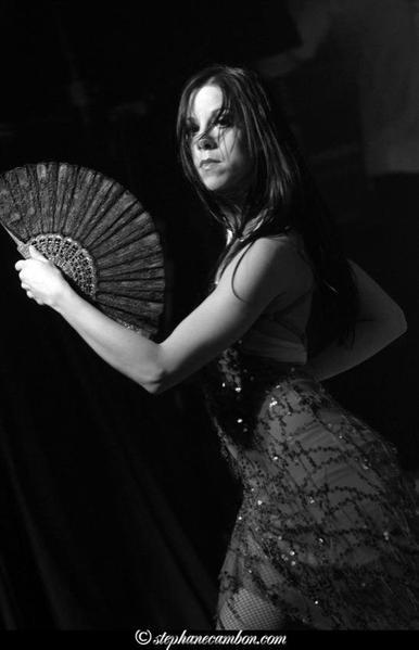Danseuses noir et blanc, février 2013