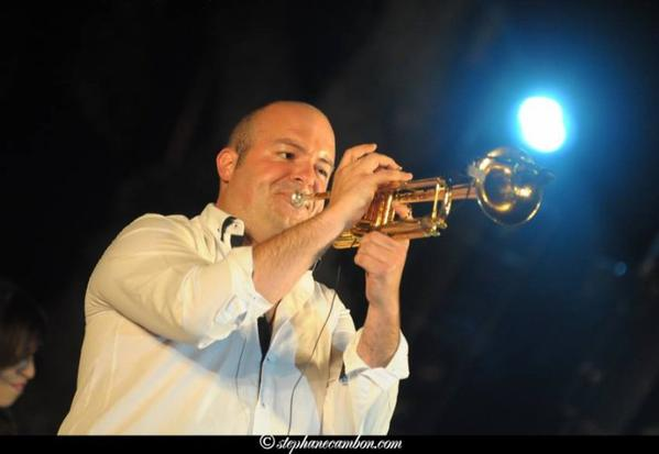 Un petit tour du coté des musiciens, Selmer tour 2013