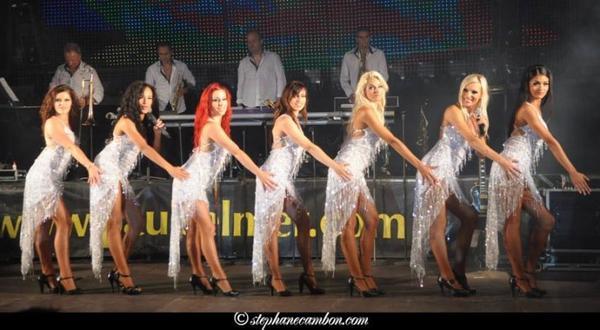 Côté danse, Selmer tour 2013