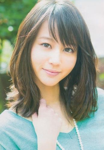 Personnalitée: Maki Horikita