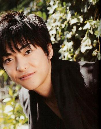 Personnalité: Daito Shunsuke