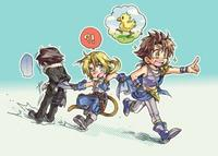 Final Fantasy is FUNNY !!!