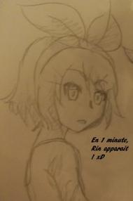 When I think about my manga ... I do weird things... xD [partie 4]