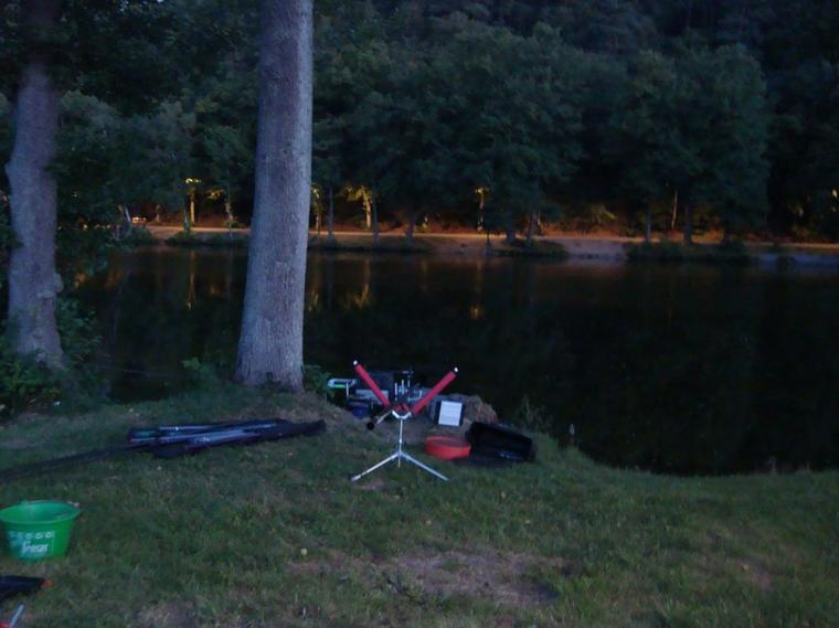Lac de Warfaaz ( 18/08/2012 )