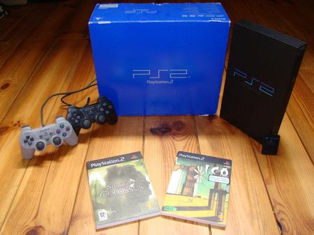 Un nouveau compagnon de jeu : Playstation 2
