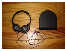 Bose OE2 et Cowon iAudio 10
