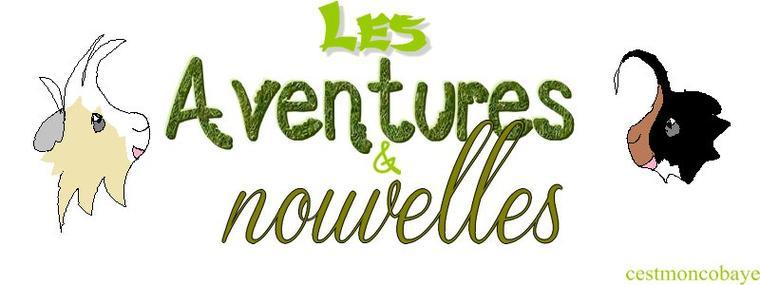 Les aventures & nouvelles