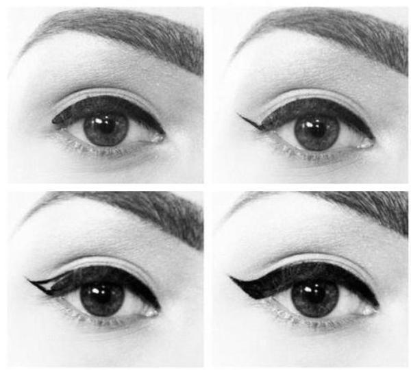 Appliquer son eye-liner