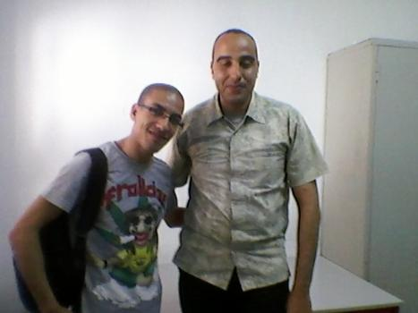 Ap & Yassar Comedia 2012