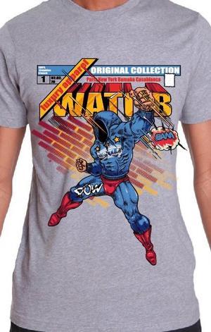 Motif T-Shirt SUPER HERO WATI B