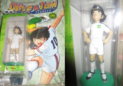 Altaya : Captain Tsubasa - #16 Hajime Taki/ Ted Carter