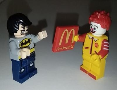 Lego me et Amadeus