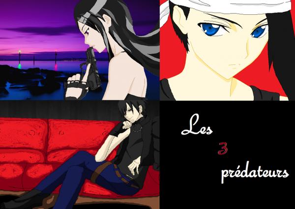 """Lien """"Les 3 prédateurs"""""""