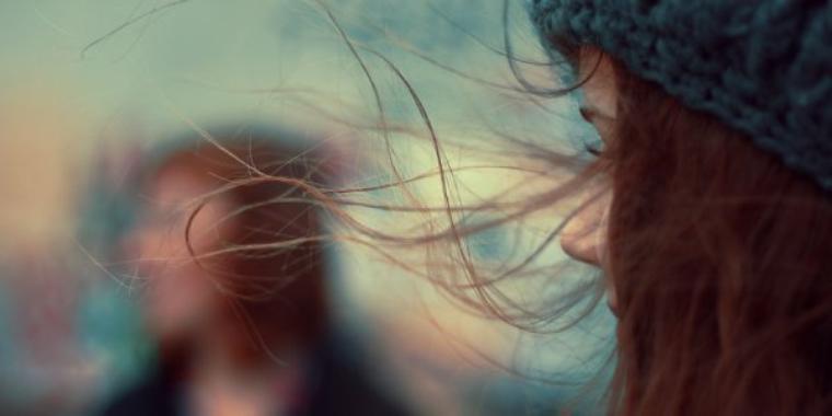 J'aimerais faire naître des sourires sur ton visage.