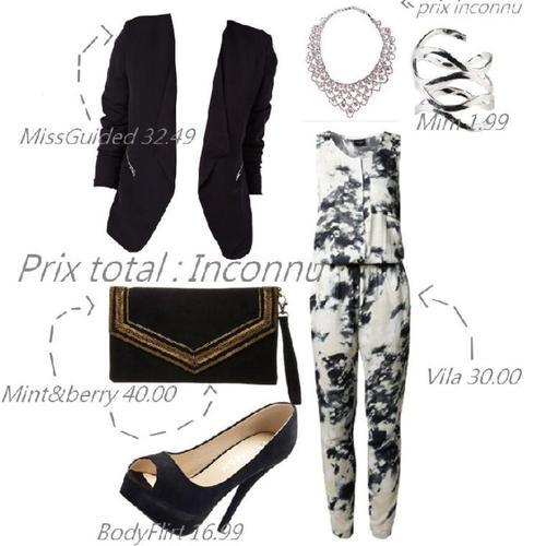 ♥ Outfit du mois de Mars n°2 Thème Mois de fête ♥