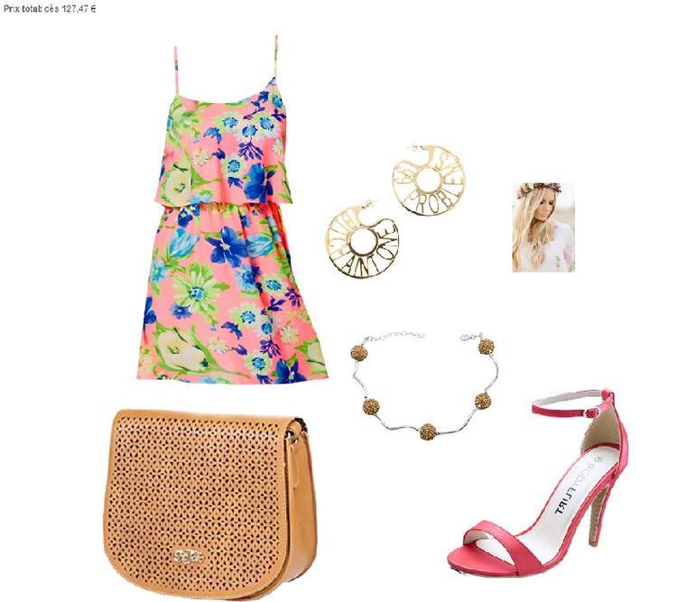 ♥ Outfit du mois de Mai n°4 thème été ♥