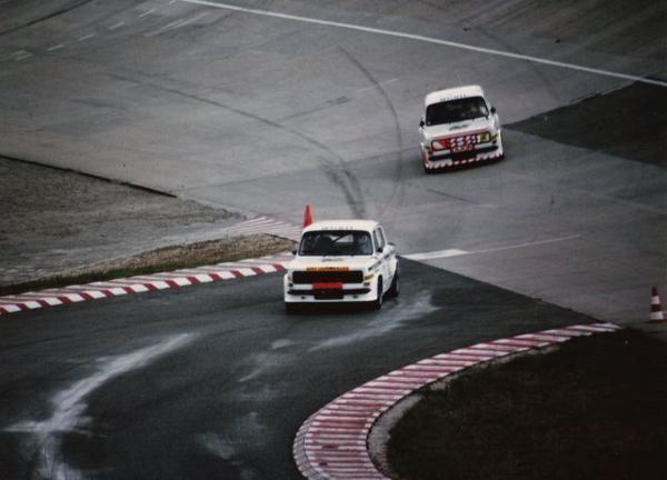 srt cormeilles * circuit de montlhery 1978