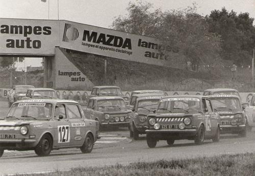 srt cormeilles * circuit de magny cours 1974 ma première rallye2 la 2ème course sur le grand circuit... * 1 gordini *... 2 fiat *... 2 innocenti *... 45 rallye2