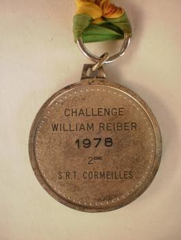 srt cormeilles * style de médailles remise par le srt national *