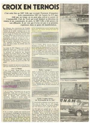 srt cormeilles * srt creil * croix en ternois 1976 pas loin de Lille ça c'est les chtis sympas
